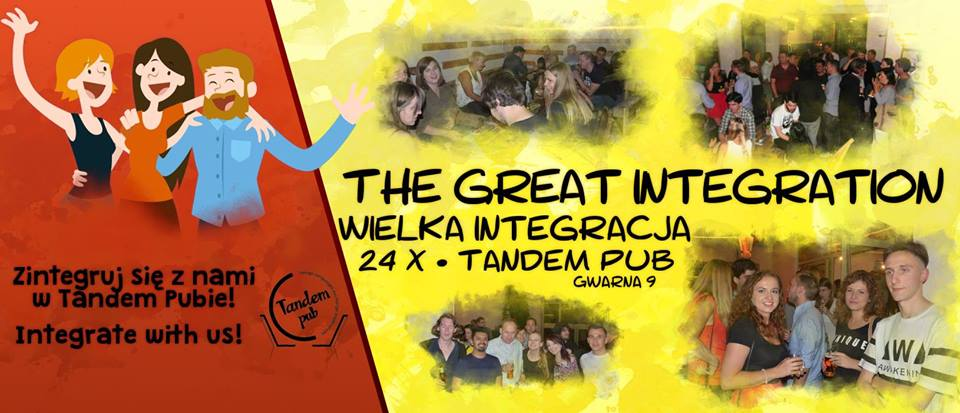 Wielka Integracja/The Great Integration
